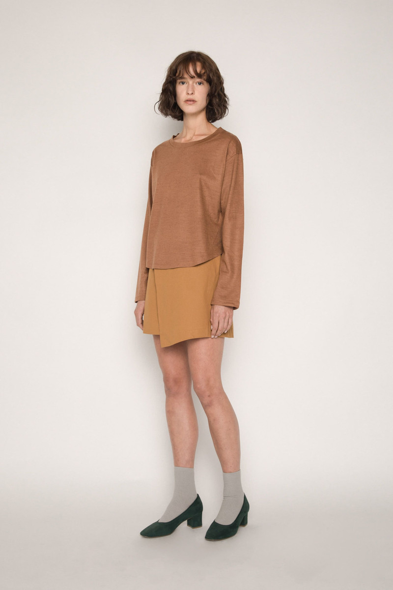 TShirt H331 Brown 2