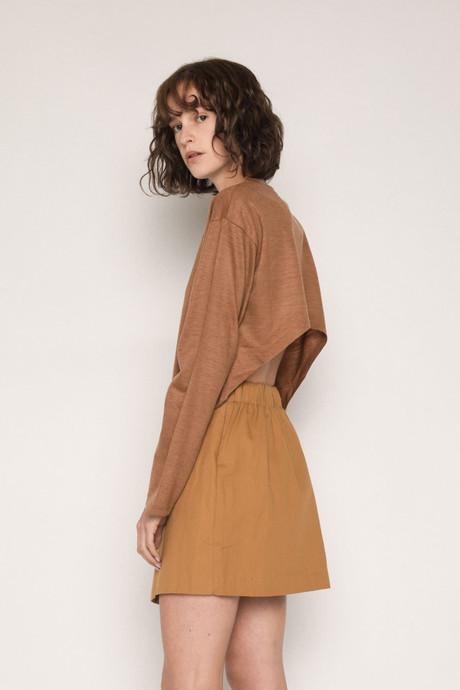 TShirt H331 Brown 3