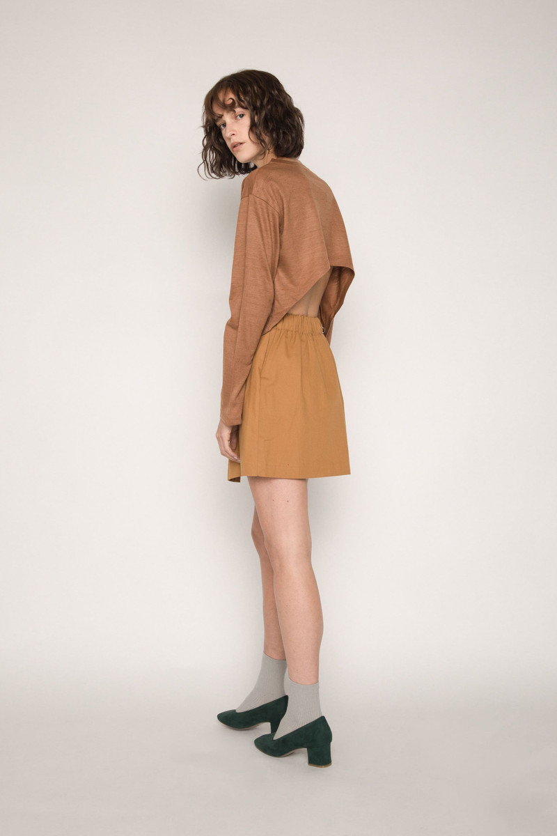 TShirt H331 Brown 4