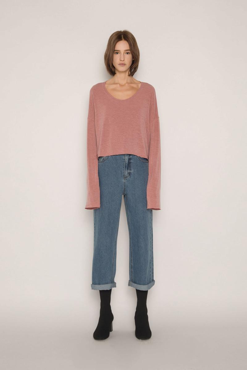 TShirt H413 Pink 1