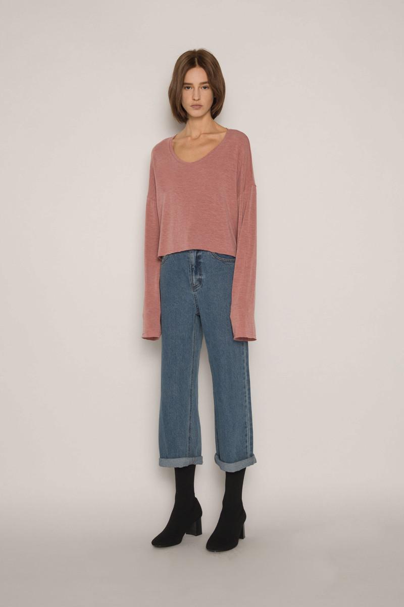 TShirt H413 Pink 2