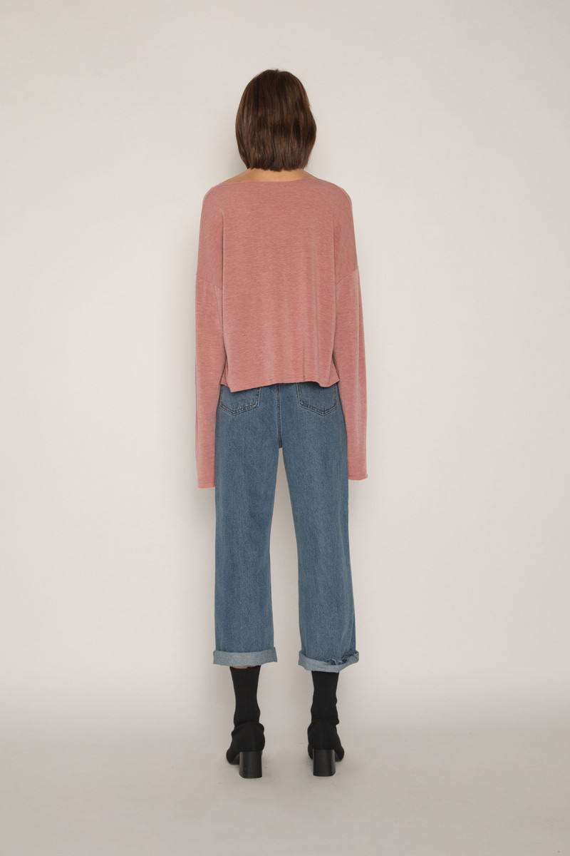 TShirt H413 Pink 4