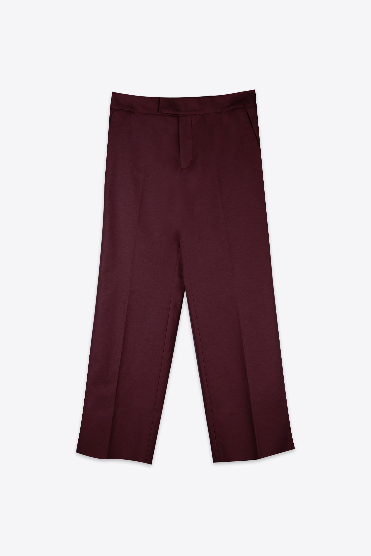 Trouser 5130 Burgundy 4