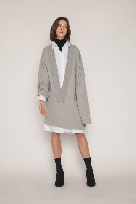 Tunic H034 Gray 4