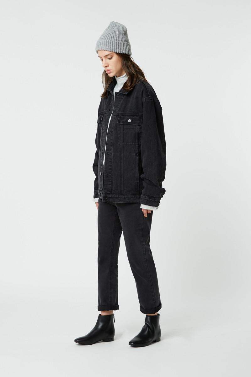 Unisex Jacket 2369 Black 1