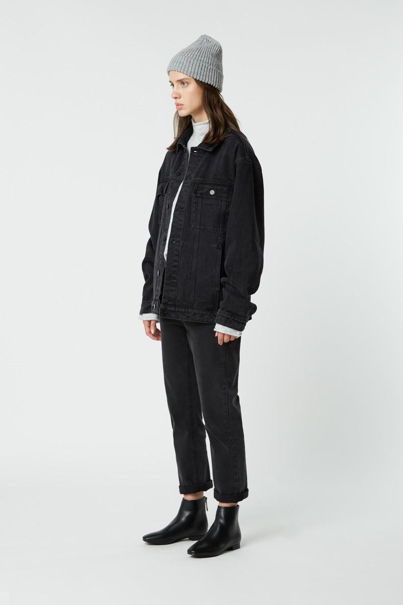 Unisex Jacket 2369 Black 2