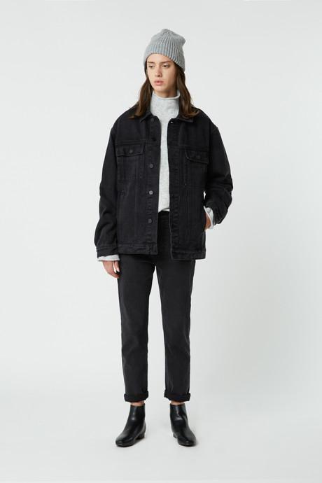 Unisex Jacket 2369 Black 3