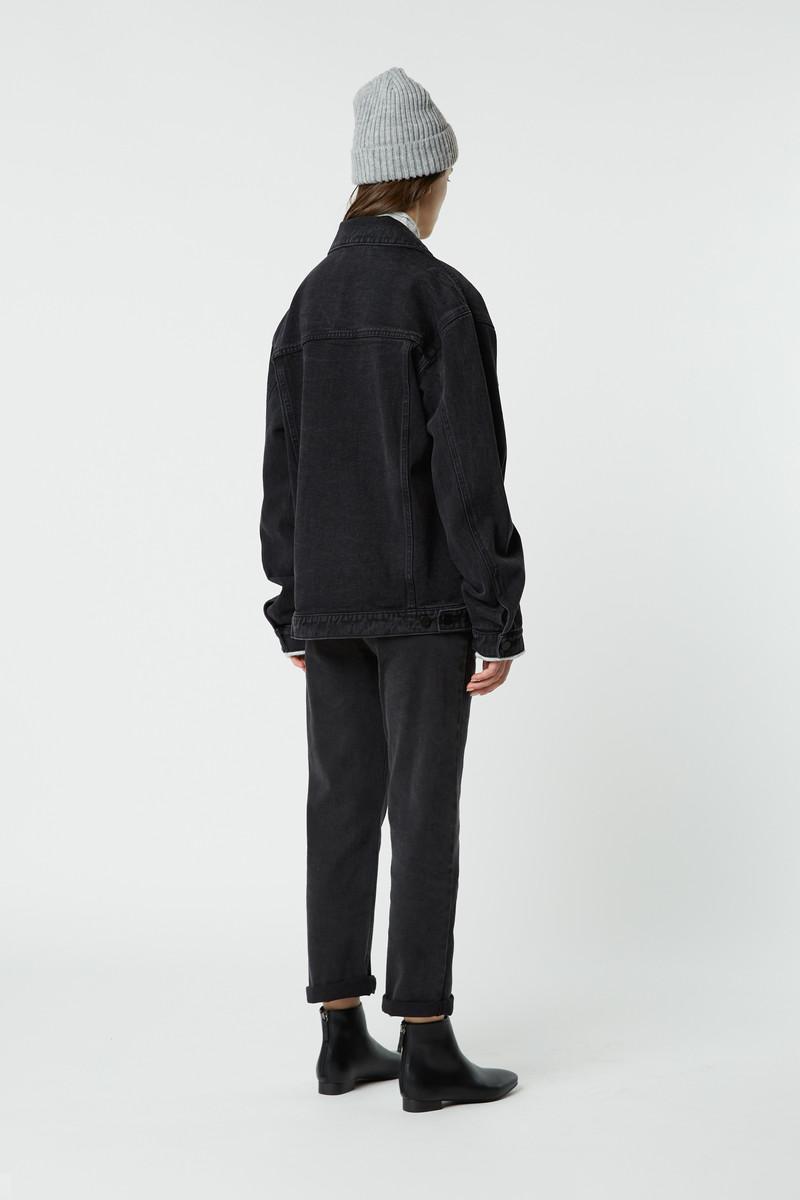 Unisex Jacket 2369 Black 4