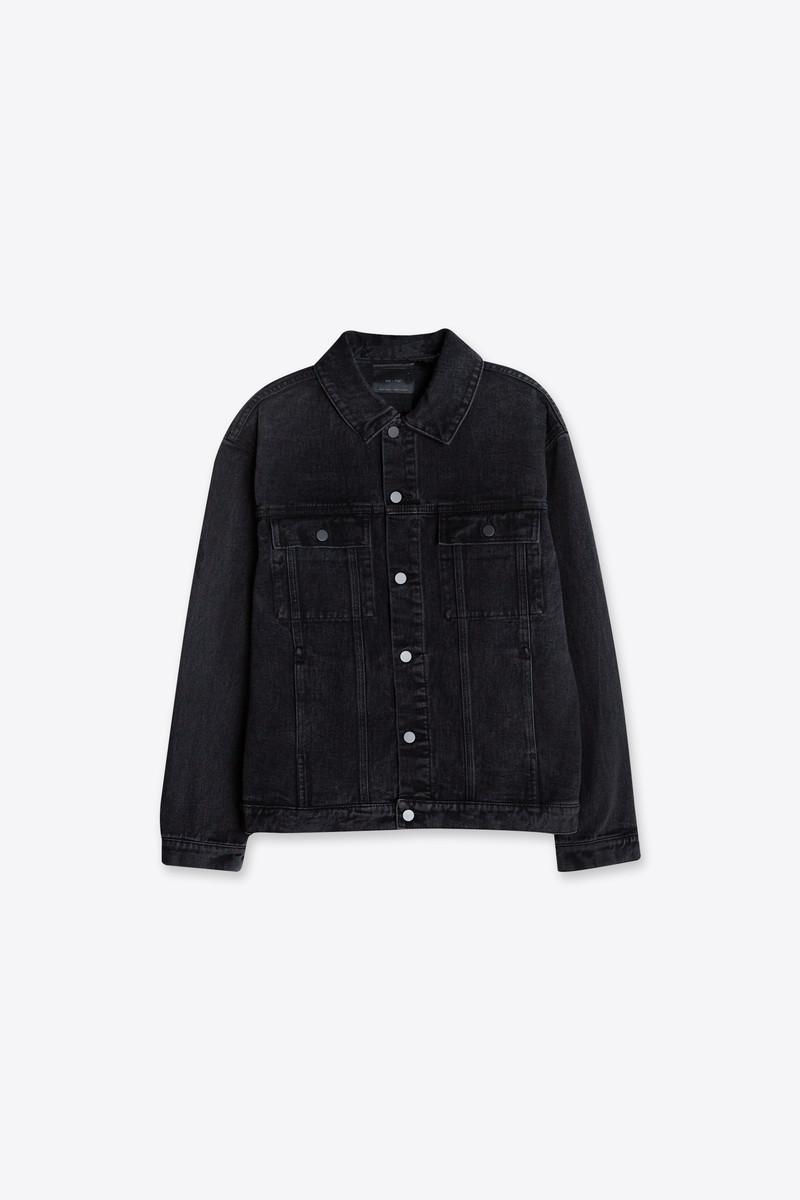 Unisex Jacket 2369 Black 5