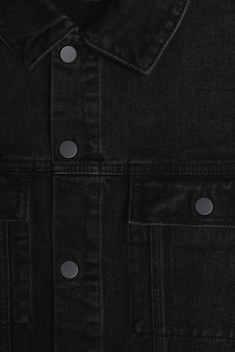 Unisex Jacket 2369 Black 6