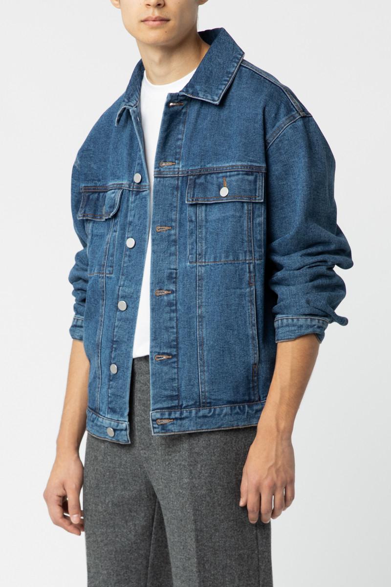 Unisex Jacket 2369 Blue 7