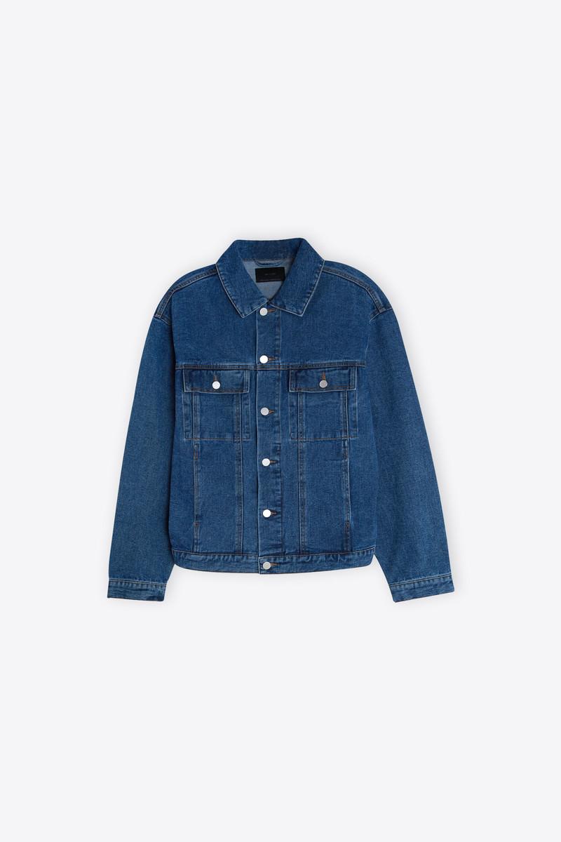 Unisex Jacket 2369 Blue 8