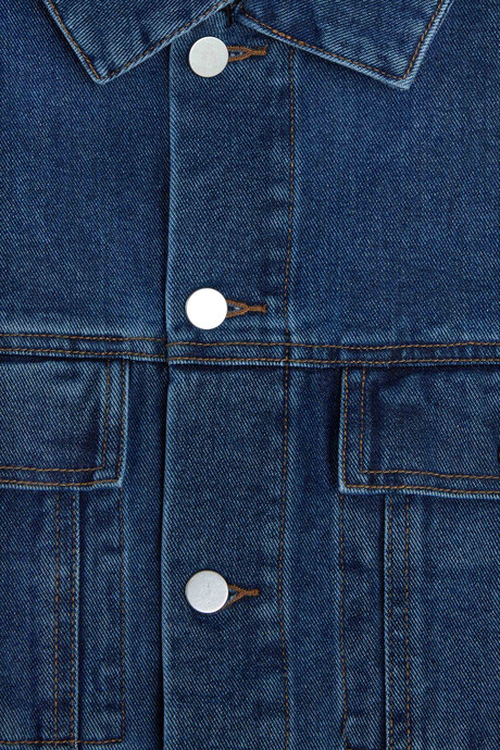 Unisex Jacket 2369 Blue 9