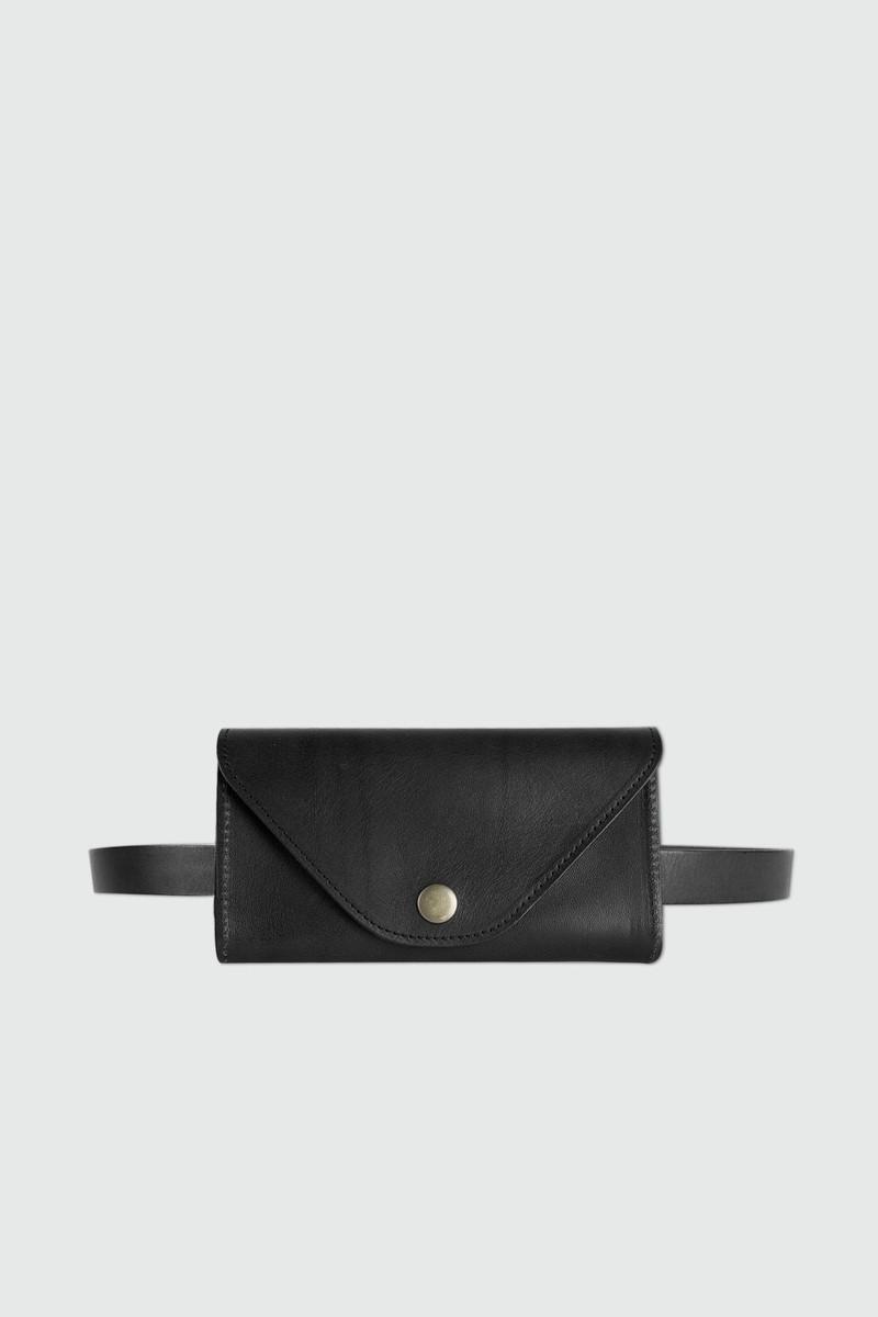 Waist Bag J002 Black 1
