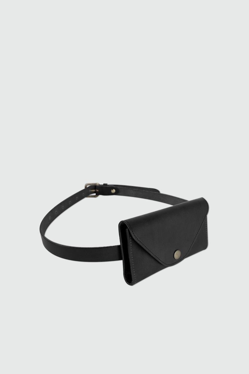 Waist Bag J002 Black 2