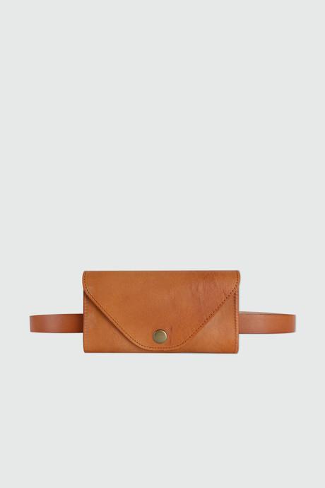 Waist Bag J002 Taupe 6