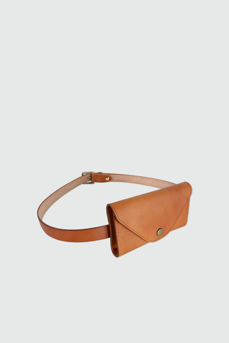 Waist Bag J002 Taupe 7