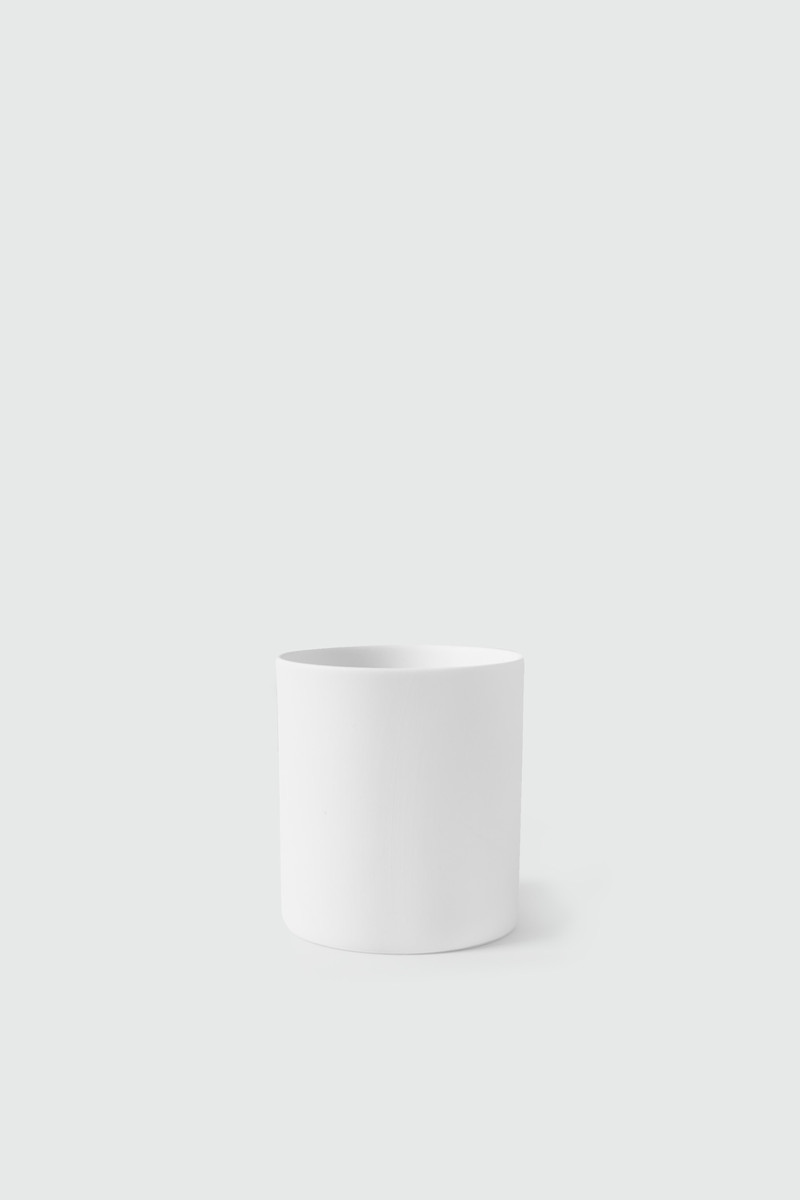 Wide Porcelain Cup 2940 White 4