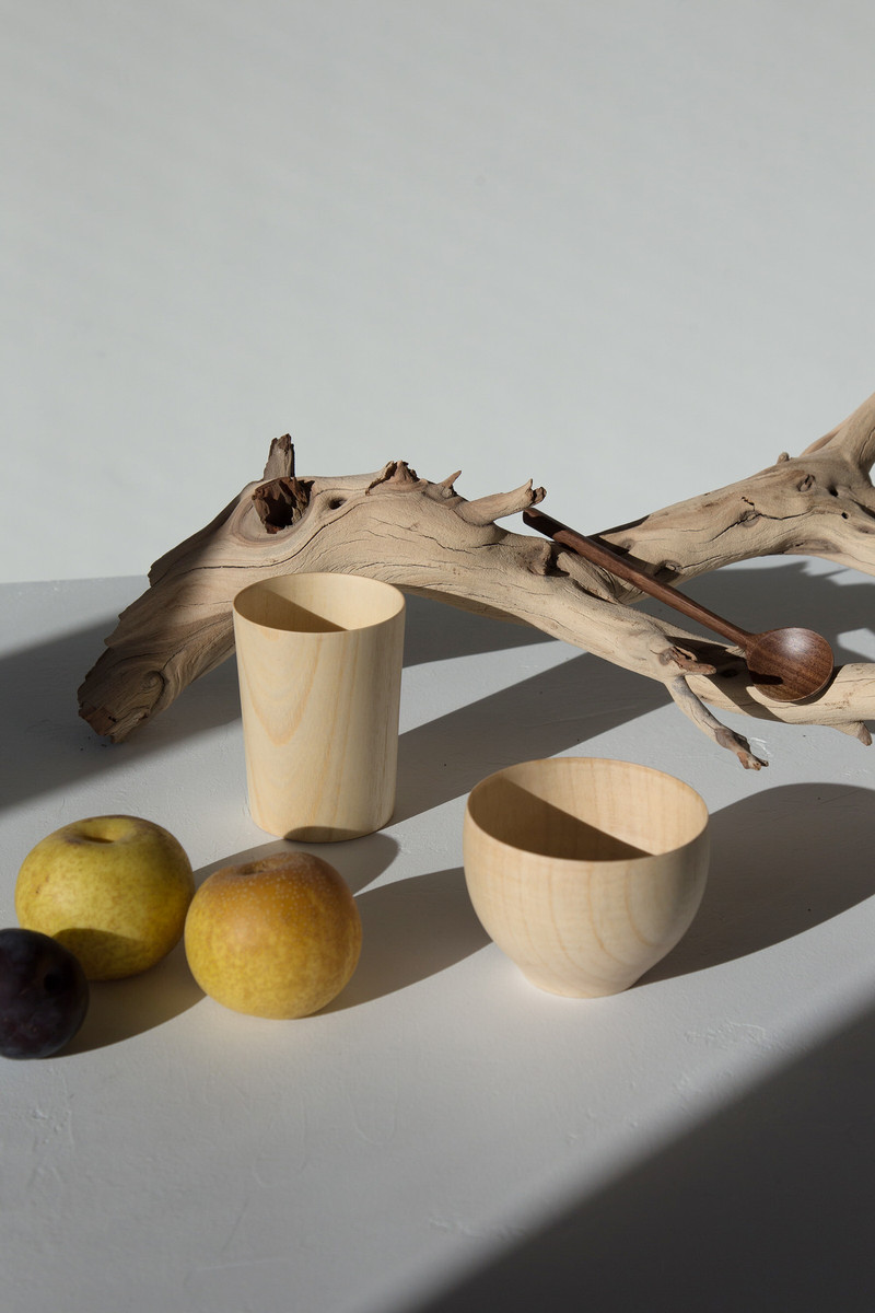 Wooden Bowl 2721 Brown 2