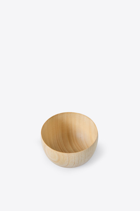 Wooden Bowl 2721 Brown 3