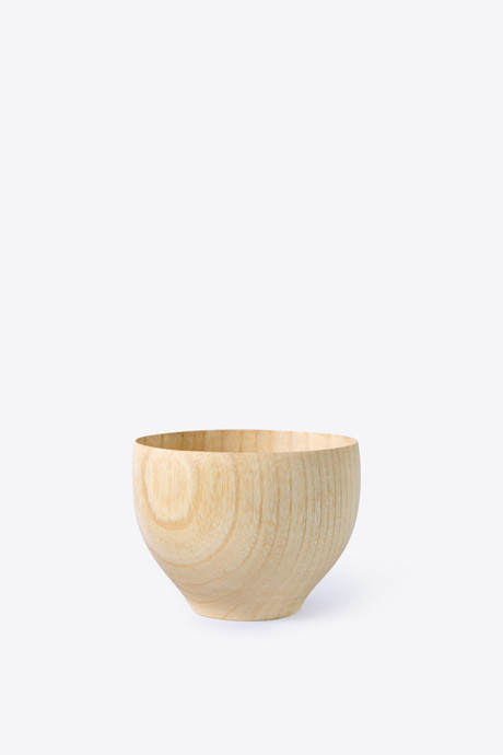Wooden Bowl 2721 Brown 5