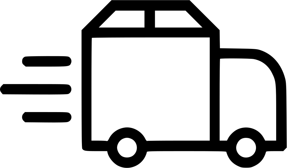 shipping and backup icon